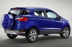 Ford EcoSport, авто, фото, машина, американские автомобили
