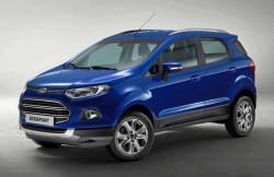 Ford EcoSport для российского рынка, Америка, авто, кроссовер