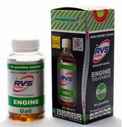 Присадка для двигателя. RVS Master Engine