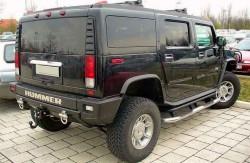 внедорожник, Hummer H2, американские автомобили, гражданский, вариант, США, фото, авто