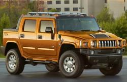 Hummer H2, гражданский вариант, внедорожник, американские автомобили, США, фото, авто