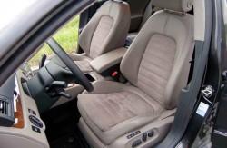 Volkswagen Passat B6, передняя панель, салон, седан, Германия, авто