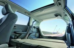 Хонда Джаз, интерьер, багажное отделение, Япония, авто, компактвэн