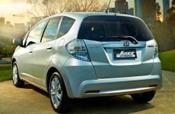 Honda Jazz, японский автомобиль, машина