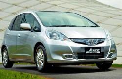 Honda Jazz, фото, машина, японский автомобиль