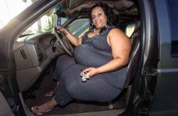 122 кг теперь будут весить автомобильные манекены, ожирение всемирная проблема.