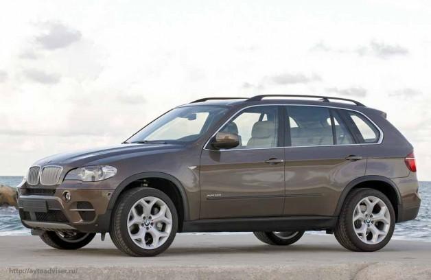 Внедорожник BMW X5. Эволюция продолжается