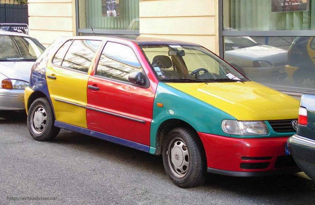 Как по цвету машины узнать характер автовладельца?