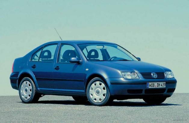 Volkswagen Bora — северный ветер из 20-го века
