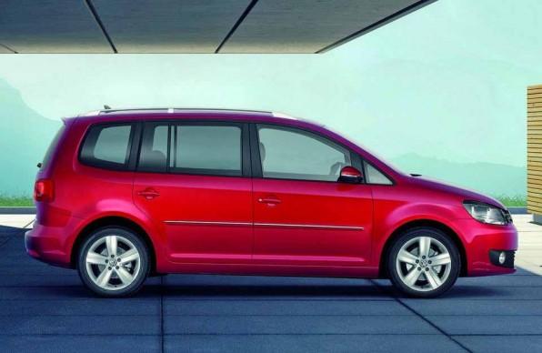 Volkswagen Touran – потенциала достаточно и без обновления