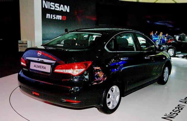 Nissan Almera — новый «русский» автомобиль