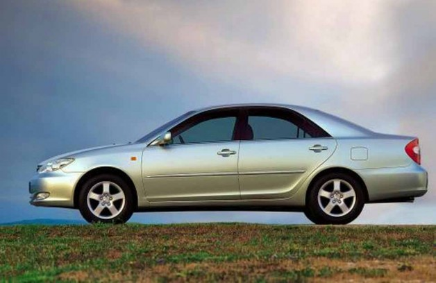 Toyota Camry V30 — качество и комфорт, проверенное временем