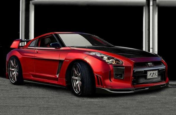 Nissan GTR R35 не замена «Ская», а новая ветвь развития