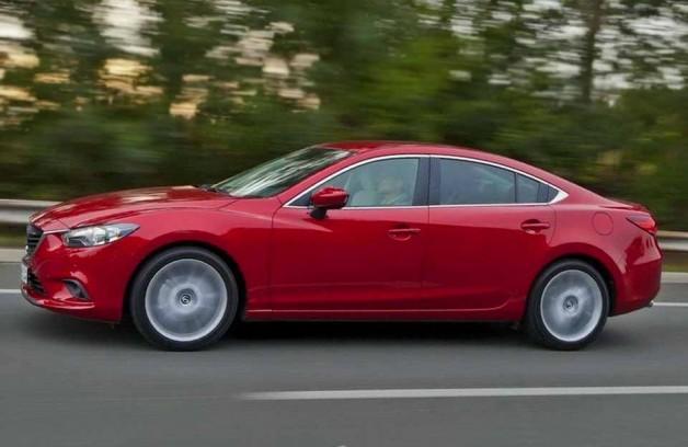 Новое поколение выбирает Mazda 6