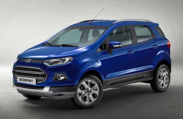 Красавчик Ford EcoSport – спасение утопающего автогиганта