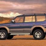 Toyota Prado — драгоценный дедушка