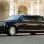 Аурус Сенат седан и лимузин — фото и цена
