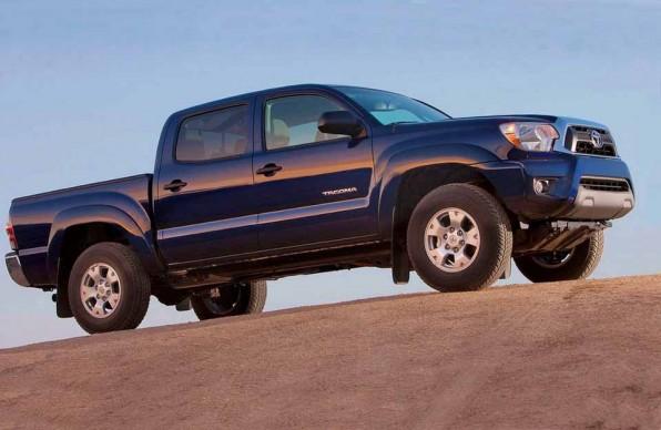 Toyota Tacoma — пикап для наших дорог