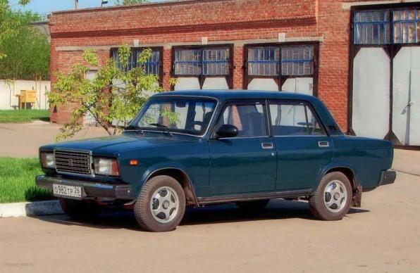 Lada 2107 – последняя классика Жигулей