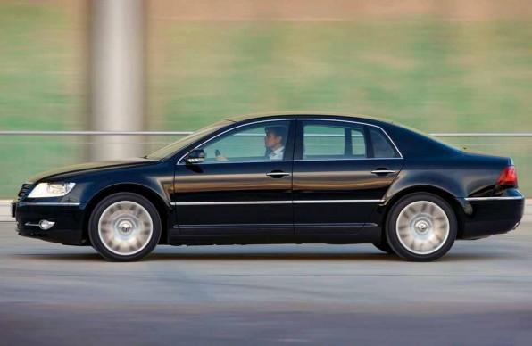 Volkswagen Phaeton – роскошь не порок