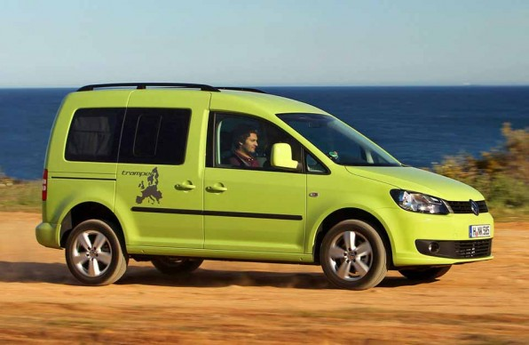 Volkswagen Caddy – комфорт и экономичность