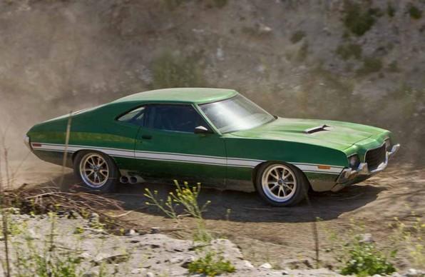 Ford Gran Torino — легенда Америки