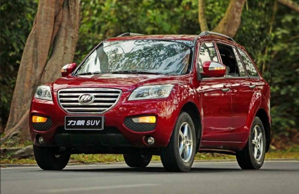 Lifan X60 — новый китаец на российских дорогах