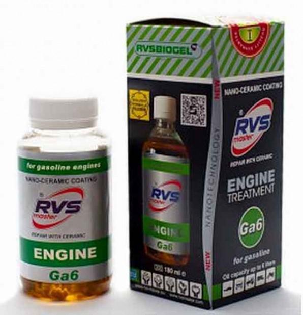 Не спешите перебирать двигатель если есть RVS-master